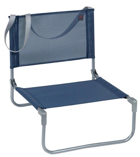Rafma (Lafuma) CB (CB) compact chaise / bleu LFM1210-3862