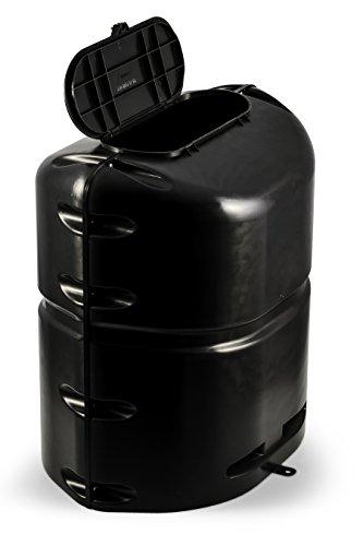Camco 40578 Black Heavy Duty Single Propane Tank Cover (20lb) (Rv Propane Cover Single compare prices)