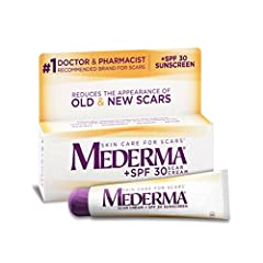 Did you know the best thing you can do for your scar is protect it from the sun? Sun exposure can darken the appearance of your scar, which can make your scar more noticeable. Mederma Scar Cream Plus SPF 30 can help you prevent sunburn while making y...
