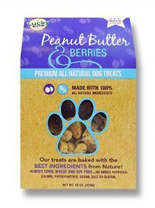 Luck Dog Peanut Butter & Berries - 1