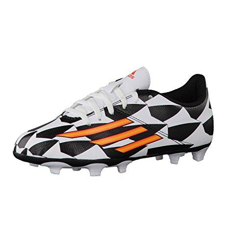 Adidas F5 FG J (WC) BLAU/RUNWHT