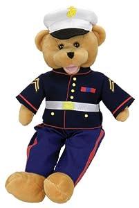 Chantilly Lane 19 - Marine - Teddy Bear