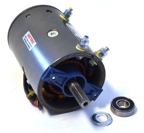 Warn 31681 Electric Motor Replacement