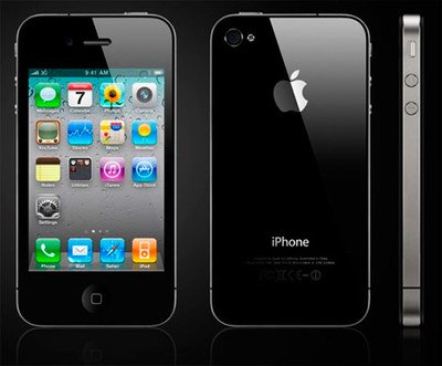Apple iPhone 4 - 16GB - Black - O2 Black Friday & Cyber Monday 2014
