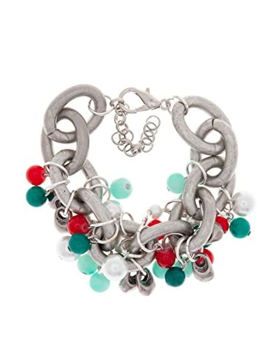 Bamboleo Pulsera Chain, Ball Multicolor