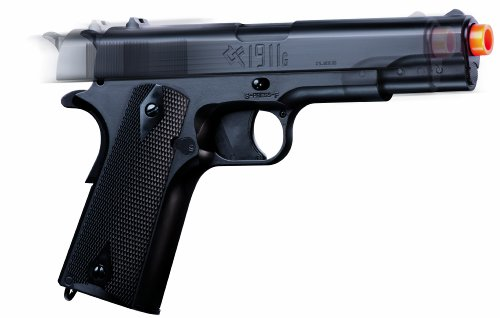 GameFace GF1911G Full Metal CO2 Airsoft Pistol with Blowback Action