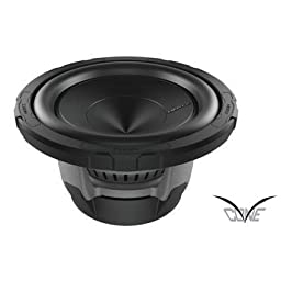 Hertz It 200.5 4 Ohm Subwoofer 200 Mm
