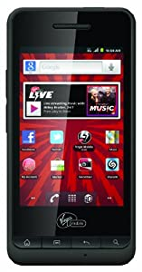 PCD Chaser Prepaid Android Phone (Virgin Mobile)