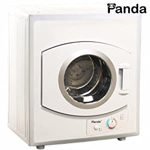 panda portable compact cloths dryer apartment