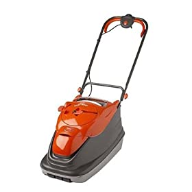 HC330 Flymo Hover Compact Lawn Mower 33cm Cut 1400w