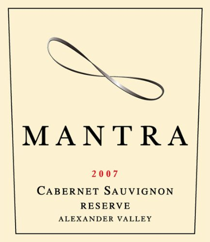 2007 Mantra Wines Cabernet Sauvignon Red Wine