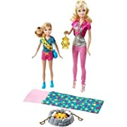 Barbie Life in the Dreamhouse Sisters Camping Fun
