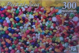 Candy Mix 300 Piece Puzzle