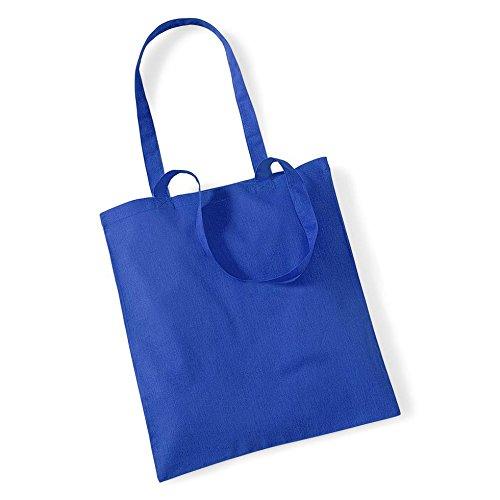 Westford Mill Shopping Bag For Life. - Bright Royal
