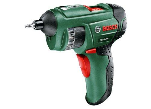 Bosch-DIY-Akku-Schrauber-PSR-Select-Ladegert-integrierte-Bittrommel-12-Schrauberbits-Koffer-36-V-Schrauben--bis-5-mm