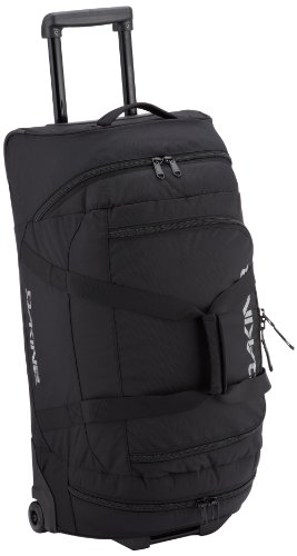 B006NCPS06 Dakine 90-Litre Wheeled Duffle Bag (Black, 30 x 16 x 15.5-Inch)