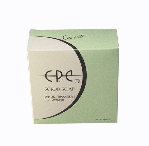Epeシリーズ ヒアルロン酸・コラーゲン・エラスチン・和漢植物エキスなどを濃縮に配合した スクラブ