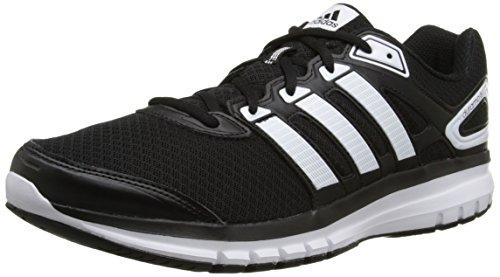 adidas Performance Men's Duramo 6 M Running Shoe, Core Black/White/Core Black, 6.5 M US