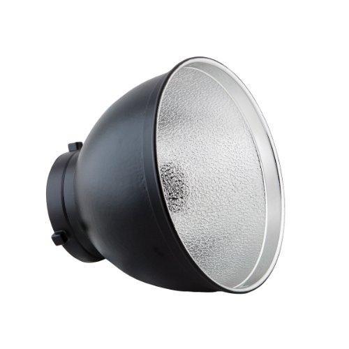 PhotoSEL FRS558 Standard Reflector - 55 Degrees, 20cm Diameter, S Type Mount For PhotoSEL / Bowens Studio Flash