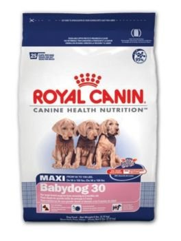 Royal Canin Dry Dog Food, Maxi Babydog 30 Formula, 26-Pound Bag