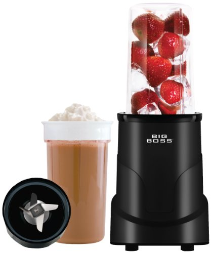 Big Boss 8994 4-Piece Personal Countertop Blender