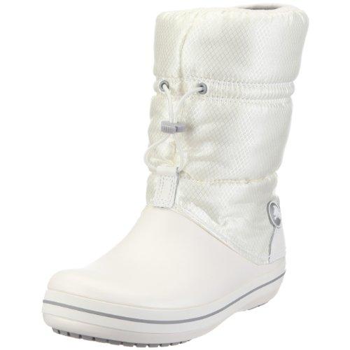 [クロックス] crocs Crocband winter Boot  W 11035-12U-440 oyster/oyster (oyster/oyster/W7/23cm)