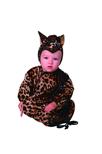 Baby Leopard Bunting Costume Size (Newborn to 8 Months)