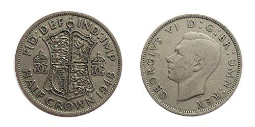 munzen-fur-sammler-zirkuliert-britische-1948-half-crown-munze-grossbritannien