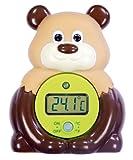 dBb Remond 341110 - Termómetro de baño electrónico, diseño de oso panda