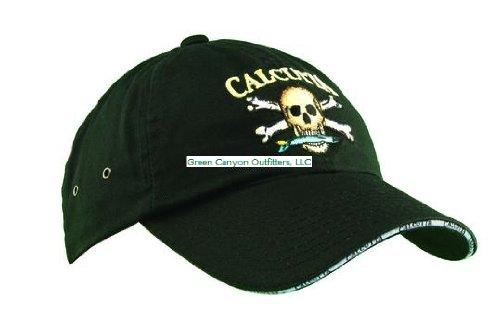 Calcutta Men'S Low Profile Cap (Black, One Size)