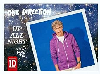 Niall Horan trading card (One Direction 1D) 2013 Panini Up All Night