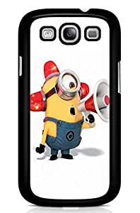 GeekCases The Health & Safety Guy Back Case for Samsung Galaxy S3