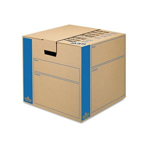 Bankers Box - SmoothMove Moving/Storage Box, Extra Strength,