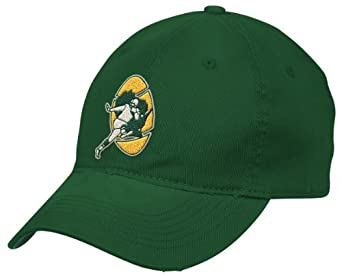 NFL Green Bay Packers End Zone Team Color Flex Slouch Hat - EN13Z by Reebok