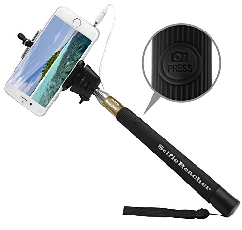 selfie stick for iphone 6 6plus iphone 5 5s 5c explore the best smart phone selfie stick holder mono. Black Bedroom Furniture Sets. Home Design Ideas