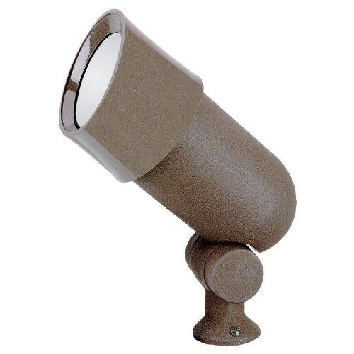 Spotlights - 120 Volt Outdoor Spotlights for Sale:Sea Gull Lighting 9312-40 Landscape Lighting Spot Light with Clear Glass,  Chestnut,Lighting