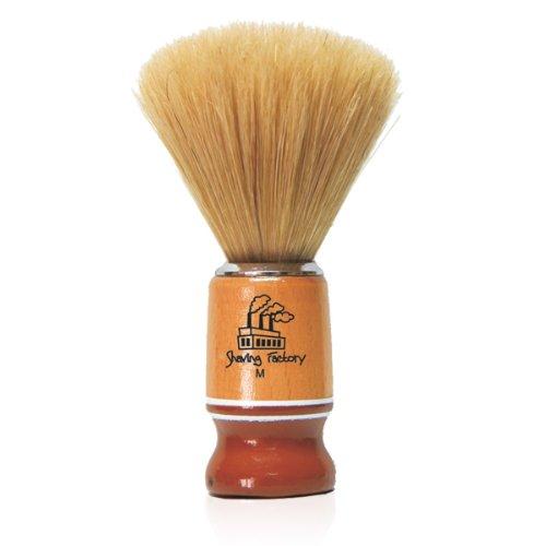 Shaving Factory Hand Made Shaving Brush - Medium Size
