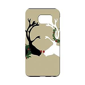 BLUEDIO Designer 3D Printed Back case cover for Samsung Galaxy S6 Edge Plus - G6489