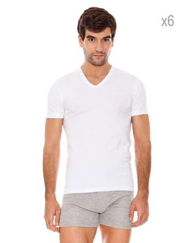 Abanderado Camiseta Manga Corta Jersey Set x 6