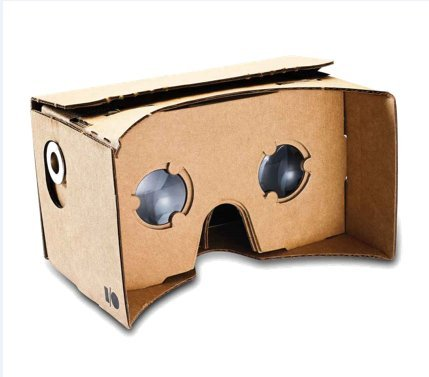 Buy Discount Google Cardboard Kit DIY