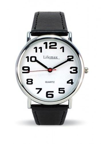 lifemax-clear-time-watch-mens-leather-strap-4211l