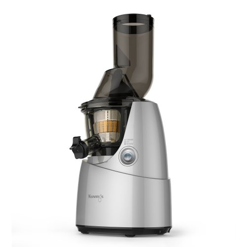 Masticating Juicer Or Centrifugal Juicer : Omega 4000 Stainless-Steel 1/3-HP Continuous Pulp-Ejection Juicer view Now