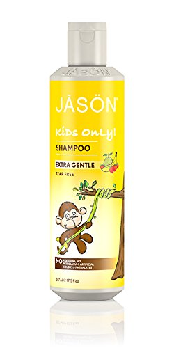 Jason For Kids Only! Extra Gentle Shampoo, 17.5 oz (Jason Natural Shampoo compare prices)