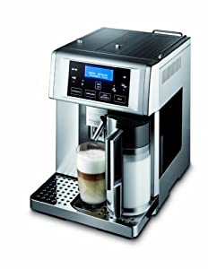 DeLonghi ESAM6700 Gran Dama Avant Touch-Screen Super-Automatic Espresso Machine by Delonghi