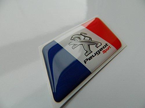 peugeot-deportes-frances-bandera-insignia-emblema-para-peugeot-5008-307-206-607