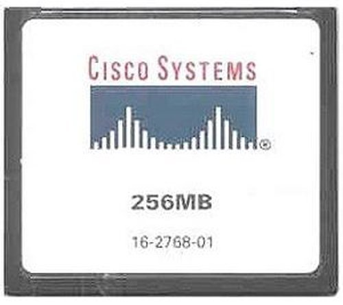 Cisco flash memory card - 256