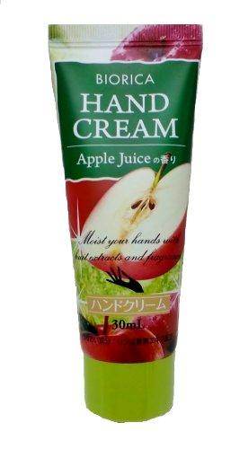BIORICA ハンドクリーム天然由来リンゴフルーツエキス