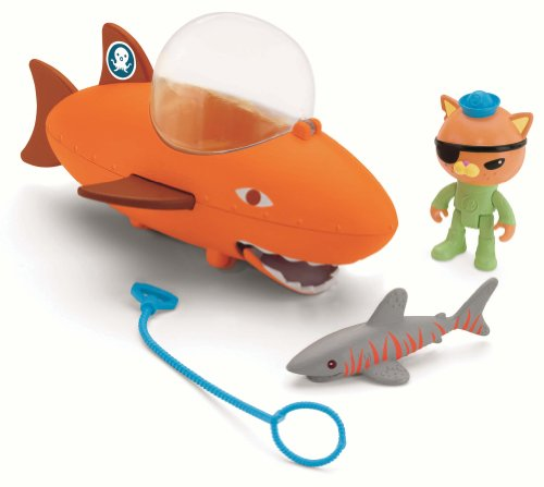 41c6YYseXcL Cheap  Fisher Price Octonauts Gup B Playset