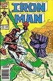 Iron Man #209 (Volume 1)