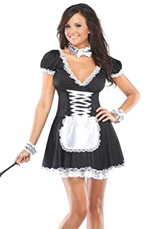 Amazon.com: Coquette Women's Chamber Maid: Clothing